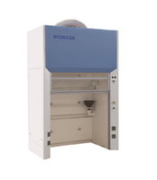 5.91 ft Walk-in Fume Hood