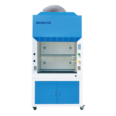 Laboratory Furniture Stainless Steel scientific Customized Fume Hood with storage cabinets