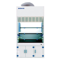 3.3ft Ducted PP Fume Hood
